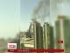 В Абу-Дабі загорівся недобудований хмарочос