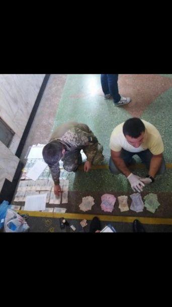 У Харкові затримали прикордонника, який вимагав 15 тисяч гривень за безперешкодний перетин кордону