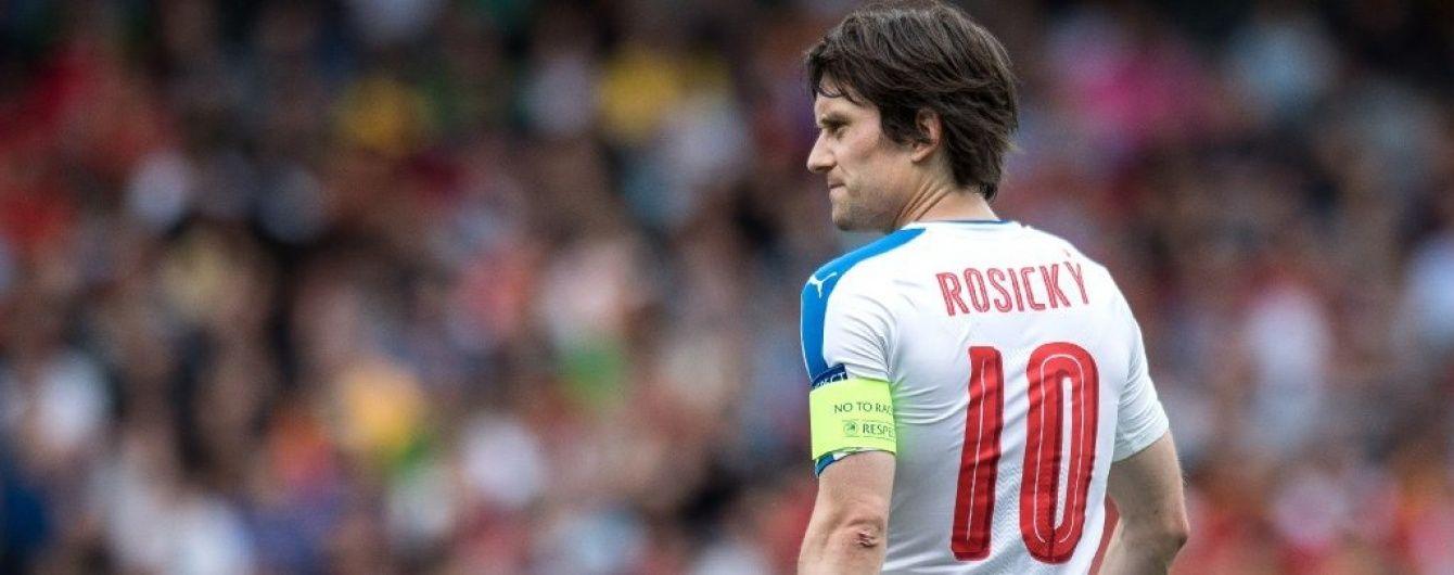 Легенда чеського футболу поїхав догравати на батьківщину