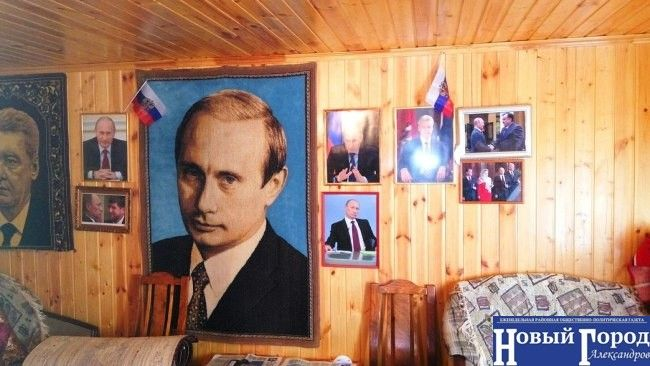 Путін у Володимирській області