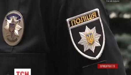 В Івано-Франківську екіпаж  патрульної поліції збив велосипедиста похилого віку