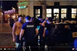 У Миколаєві звільнили поліцейських, які не впоралися із скандальними мажорами