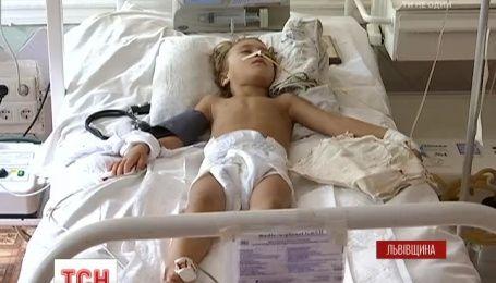 Спасительную вакцину для Матвейка Бранця с столбняком во Львове нашли