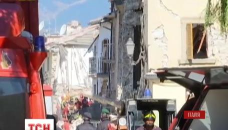 У Італії зросла кількість жертв землетрусу