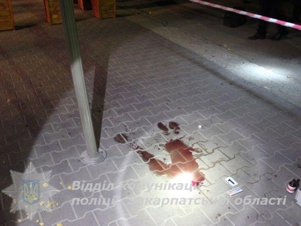 На Закарпатті криміналітет влаштував криваві розбірки зі стріляниною