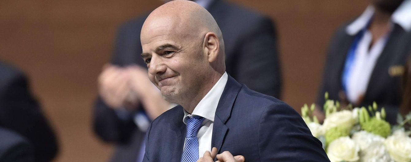 """""""Це шок"""". Президент ФІФА висловив співчуття через катастрофу """"Шапекоенсе"""" в Колумбії"""
