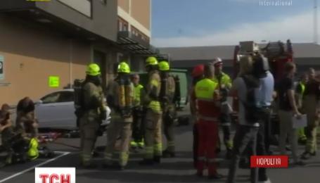 В Норвежской столице Осло произошла утечка ядовитого газа