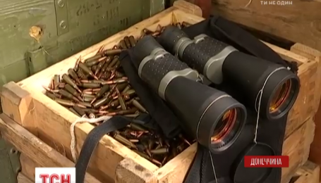 В Красногоровке бойцы рассказали о своих буднях и заявили, что не верят в прекращении огня
