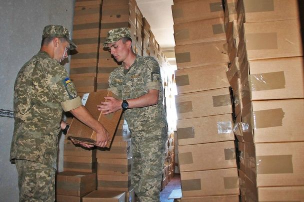 США передадуть українським військовим понад 2 тис приладів нічного бачення