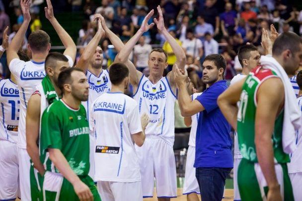 Збірна України переможно стартувала у відборі на Євробаскет-2017