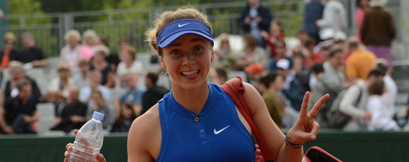 Українки Світоліна, Цуренко та Бондаренко пробилися до третього кола US Open-2016