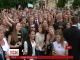 """Студенти НТУУ """"КПІ"""" отримали змогу зробити селфі з Петром Порошенком та обговорити стипендії"""