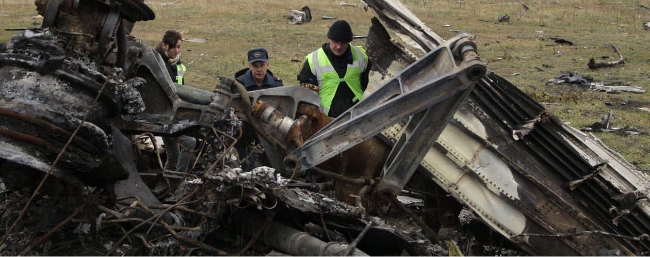 У Нідерландах озвучили основний сценарій катастрофи MH17