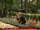 У місті Хальбе з урочистостями перепоховали 70 німецьких солдат, загиблих під час Другої світової