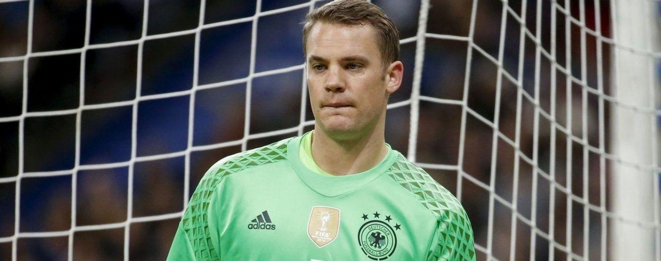 Збірна Німеччини з футболу отримала нового капітана