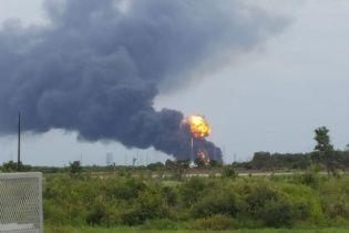Стало відомо, які події передували вибуху ракети-носія Falcon 9