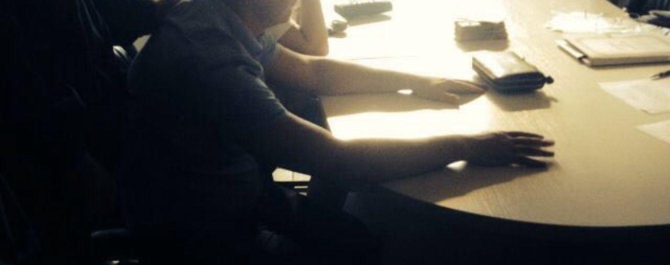 На Одещині затримали прокурора, який не міг пояснити Луценку купівлю дорогої іномарки