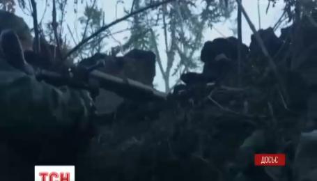 С гранатометов и пулеметов с оккупированной Горловки били в сторону поселка Луганское