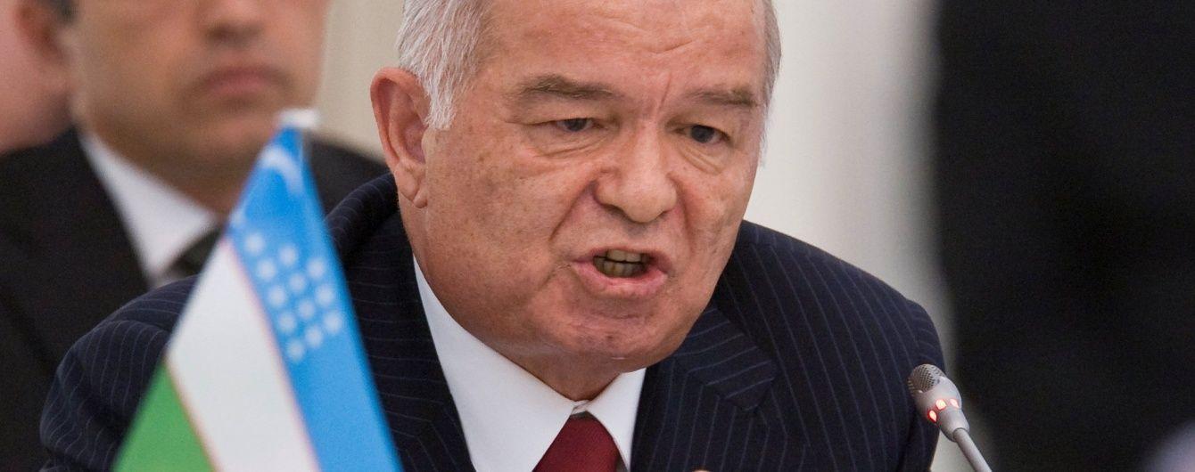 Стало відомо, хто стане ключовими гравцями в Узбекистані після смерті Карімова