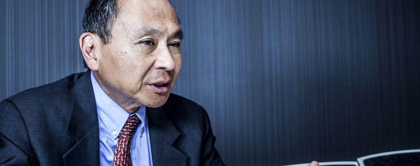 Політичний експерт Фукуяма пояснив, чому Україну не приймуть в ЄС і чому не варто йти в НАТО