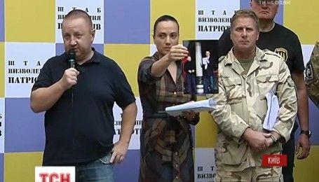 Бойцы добровольческих батальонов требуют уволить военного прокурора