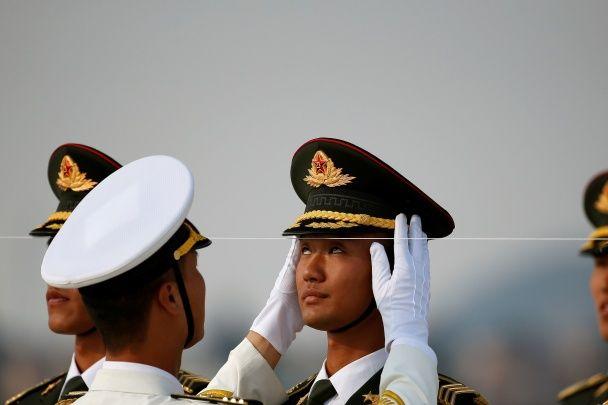 Найяскравіші фото дня: приготування до саміту G20 у Китаї, відкриття фонтану на Майдані Незалежності