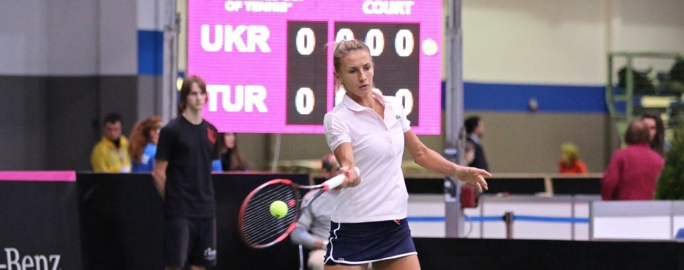 Українка Цуренко пробилася до 1/8 фіналу US Open-2016