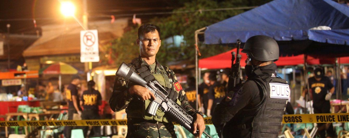 Поліція на Філіппінах отримала надзвичайні повноваження
