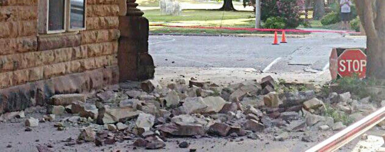 Потужний землетрус сколихнув сім американських штатів