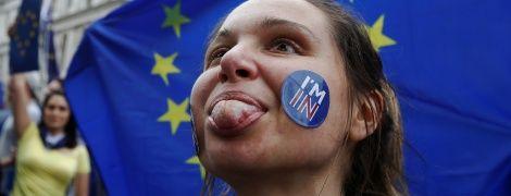 Британці змінили свою думку щодо виходу з ЄС – опитування