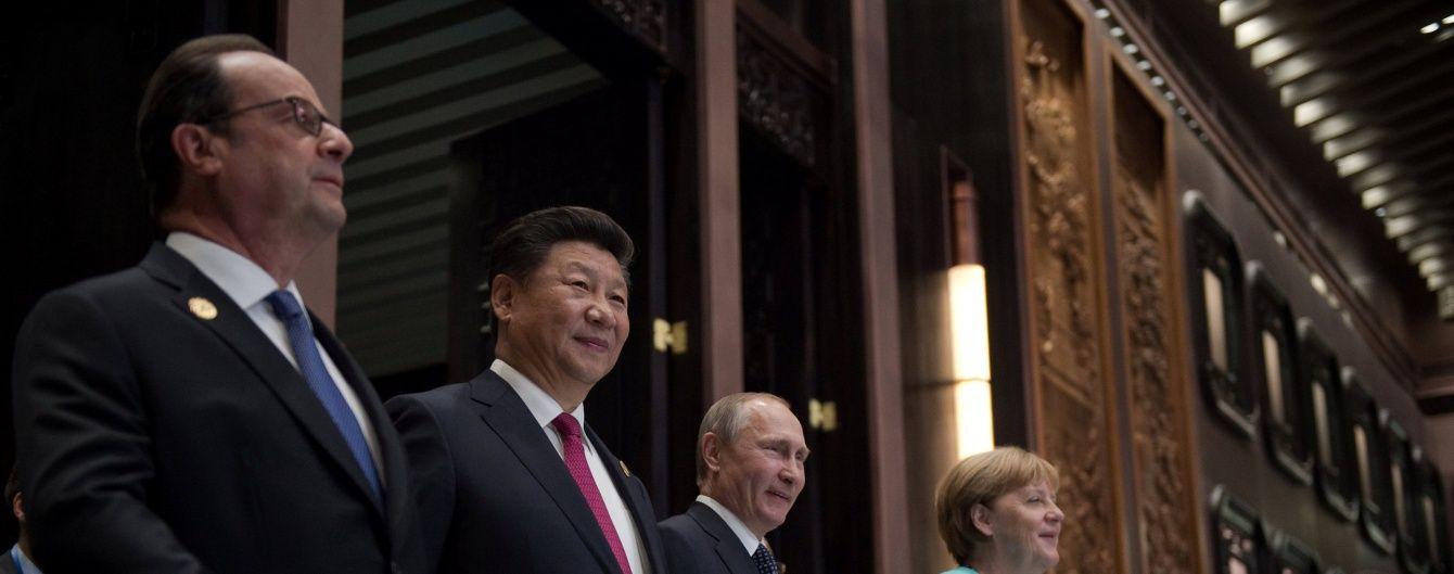 Саміт G20: Путін після провалу у 2014 вирішив, що світ знову обертається навколо нього