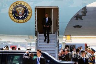 Скандал на саміті G20: Обамі не надали трап з червоним килимом