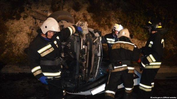 На трасі Сімферополь - Севастополь сталася смертельна ДТП: троє загиблих