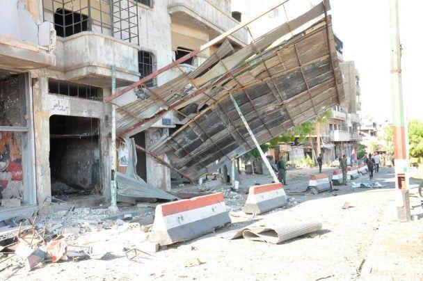 Сирію сколихнули чотири вибухи на підконтрольній уряду території - ЗМІ