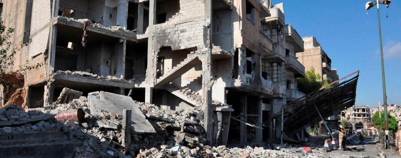 Росія готова на припинення вогню в Сирії ще на три дні