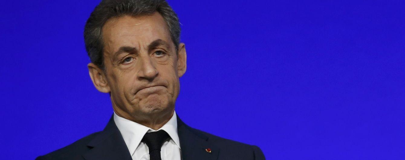 Екс-президентом Франції Саркозі знову зацікавились у прокуратурі