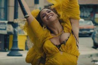 Задоволена Бейонсе розтрощила битою дорогі автівки у кліпі-переможці MTV Video Music Awards