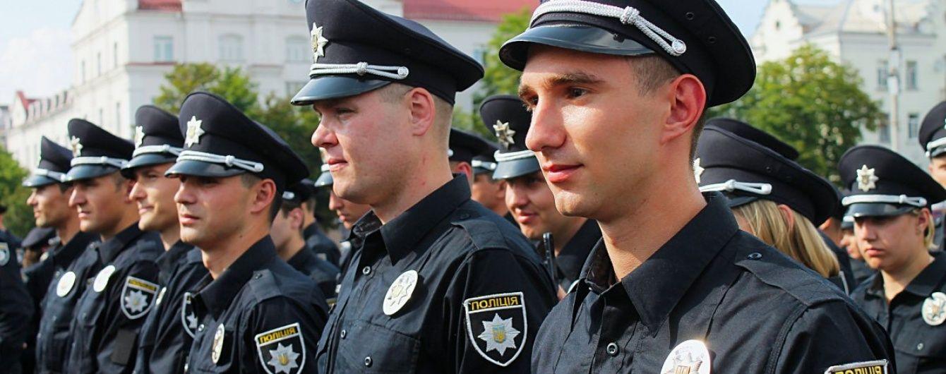 Не останавливаться: Порошенко пожелал полицейским сохранить доверие общества
