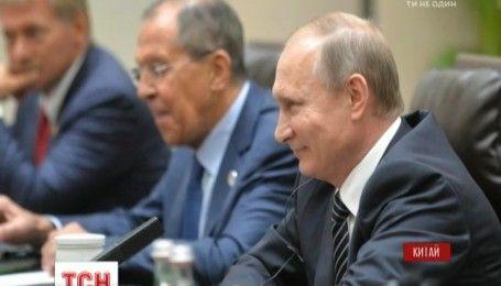 Путин и Обама не пришли к согласию относительно Украины на саммите G20