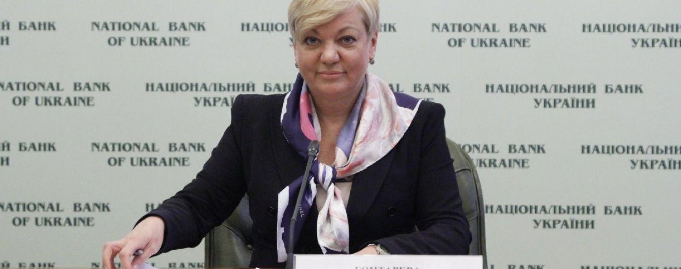 НБУ перерахував до держбюджету 10 млрд прибутку за 2016 рік — Гонтарева