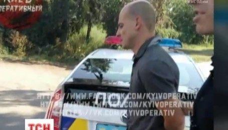 В столице поймали прокурора, который управлял авто под действием наркотических веществ