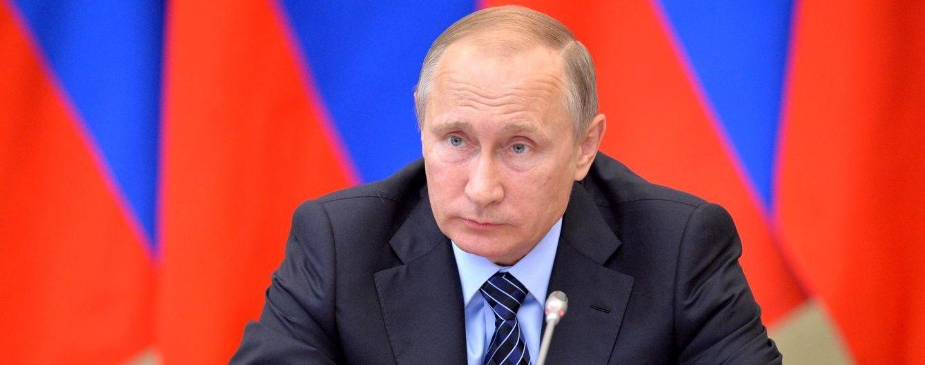 Путин пригрел место спикера Госдумы для своего соратника