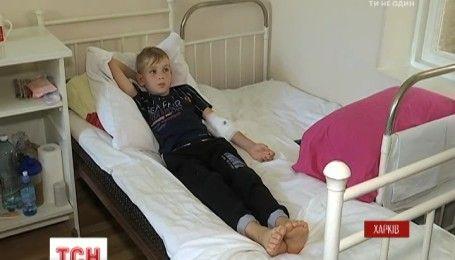 У Харкові семеро дітей з однієї школи потрапили до лікарні