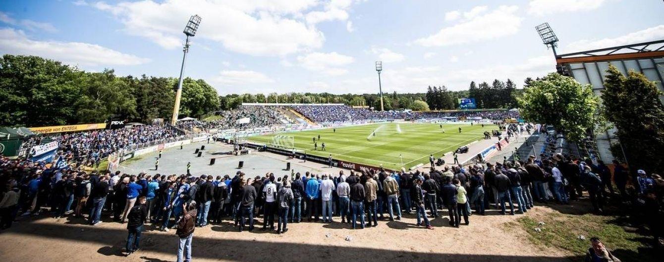 Новий клуб Федецького перейменував стадіон на честь померлого вболівальника
