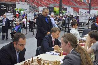 Україна обіграла Росію на шаховій Олімпіаді в Баку