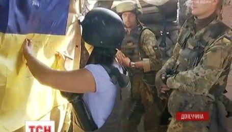 """За сутки 8 бойцов получили ранения во время режима """"тишины"""" на фронте"""