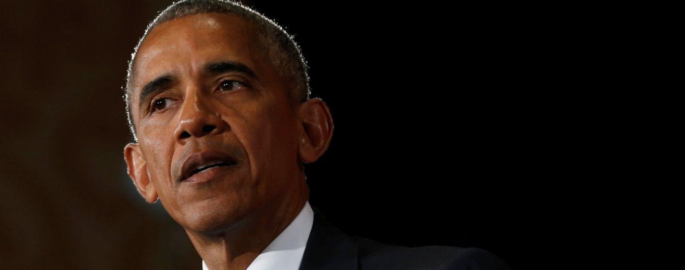 Обама засудив рішення Конгресу відхилити вето на закон щодо позовів до Саудівської Аравії