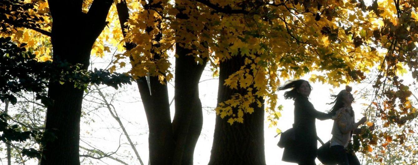 Синоптики советуют наслаждаться последними теплыми выходными – надвигаются дожди и снег