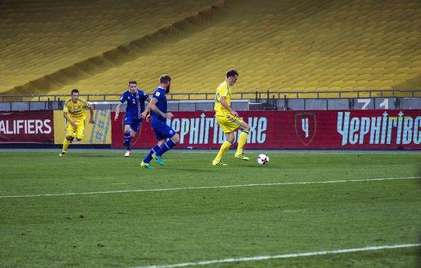 Перший матч Шевченка. Як збірна України зіграла внічию з Ісландією