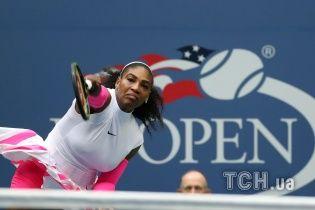 """Неймовірна Вільямс побила рекорд Федерера за кількістю перемог на турнірах """"Великого шолома"""""""